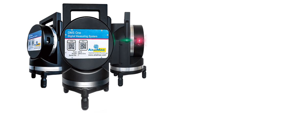 Laser digital measuring system | 激光测绘仪