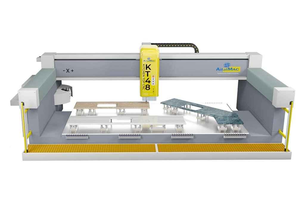 Kitchen Top CNC KT48 3 Axis CNC machine