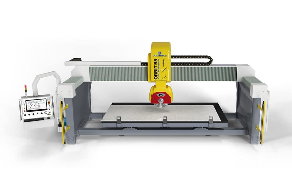 Kitchen Top CNC KT48 | 三轴台面板加工中心 | 石材加工